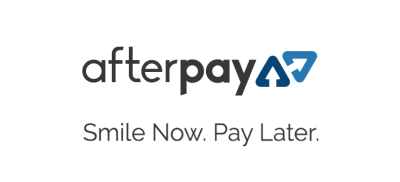 Afterpay. Smile Now. Pay Later.