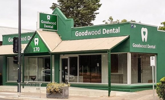 Goodwood Dental Building Profile 400p
