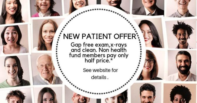 Goodwood Dental New Patient Offer